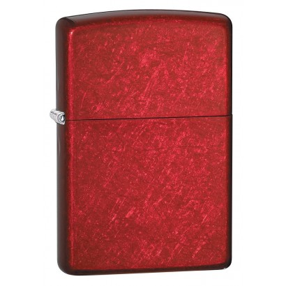 Zippo Tulemasin CANDY APPLE RED