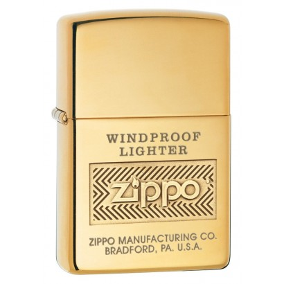 Zippo Tulemasin Windproof Engraving