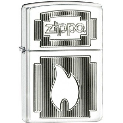 Zippo Tulemasin Joined Forces Emblem