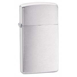 Zippo Tulemasin Slim Brushed Chrome